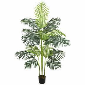 Artificial tropical palm tree 160 cm