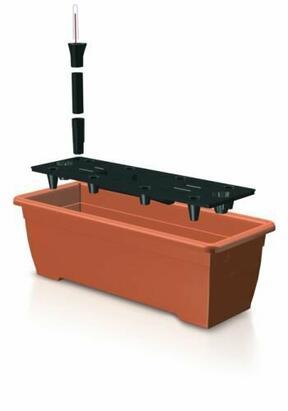 Box BALCONY CAN 50 cm + irrigation system