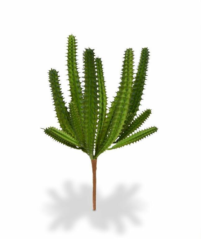 Euphorbia artificial cactus 20 cm