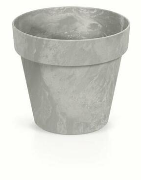 Flowerpot CUBE BETON NEW gray 40cm
