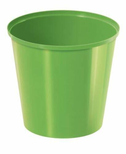 Flowerpot IML olive 13cm