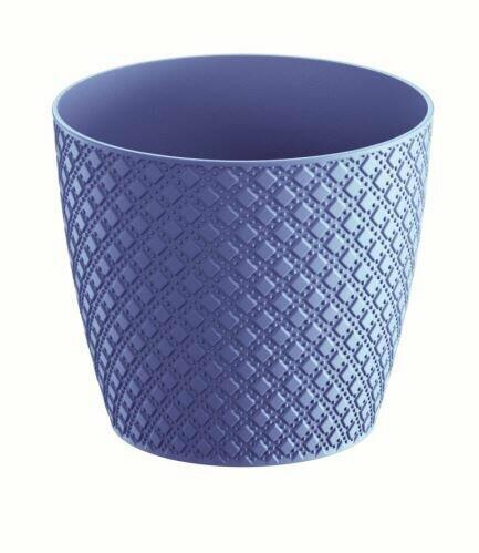 Flowerpot ORIENT Italian blue 12.8 cm