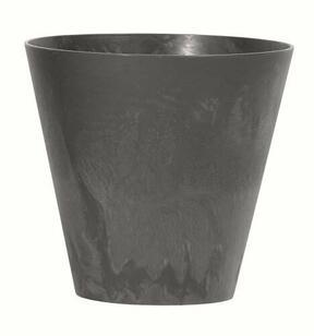 Flowerpot TUBUS EFFECT anthracite 40 cm