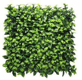 Gardenia artificial panel - 50x50 cm