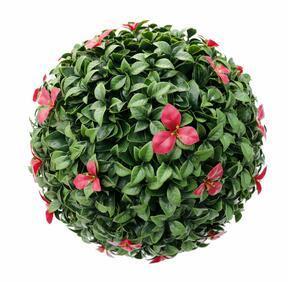 Gradenia artificial ball red 45 cm