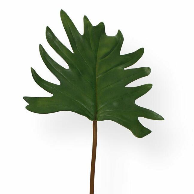 Monstera artificial branch 45 cm