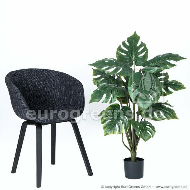Monstera artificial plant 90 cm