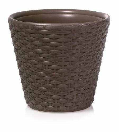 RATO umbra flower pot 34.8 cm
