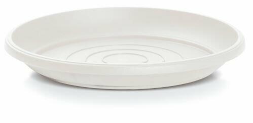 TERRA bowl round white 9cm